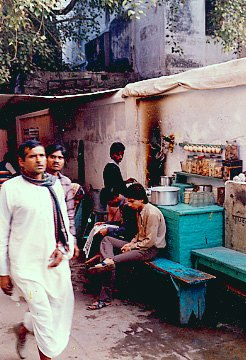 chai shop